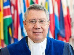Juiz Óscar Sarubbi.