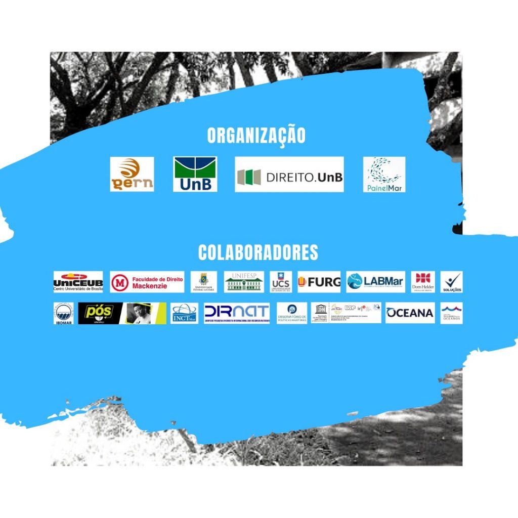 Organização e colaboradores do projeto.